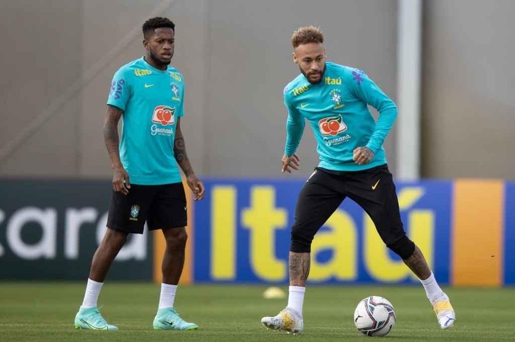 Brasil jugará esta noche en Paraguay y luego dará a conocer su postura respecto a la Copa América.    Crédito: Gentileza