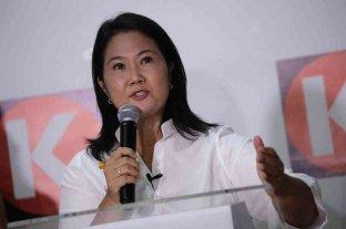 Keiko Fujimori respetará el resultado del balotaje en Perú pero anunció nuevas acciones