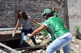 Dengue: la Municipalidad realizó actividades de prevención en 166 manzanas