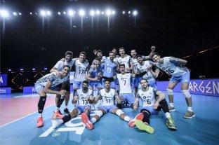 Los argentinos juegan ante Italia