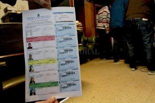 Se confirmó oficialmente el calendario electoral
