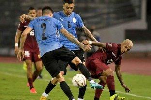 Venezuela y Uruguay empataron sin goles en Caracas