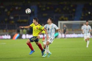 Así quedó la tabla de posiciones de las Eliminatorias Sudamericanas