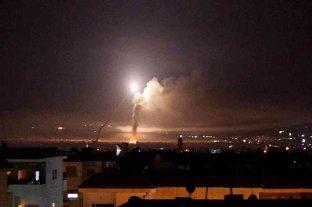 Siria acusó a Israel por un nuevo ataque aéreo