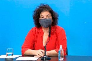 Vizzotti le respondió a Bullrich tras la presentación de laboratorios en Diputados