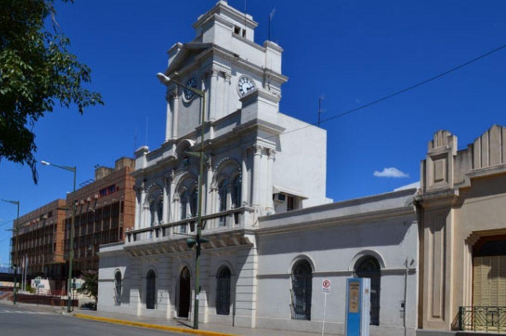 Jefatura Departamental de Concepción del Uruguay Crédito: Gentileza