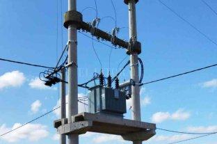 El Área Industrial y Tecnológica de San Jerónimo del Sauce ya cuenta con el servicio eléctrico