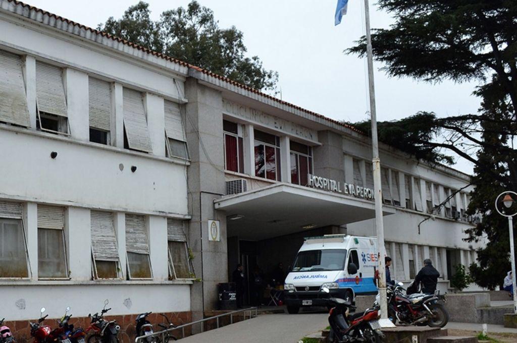 Hospital Eva Perón de Granadero Baigorria. Crédito: Gentileza