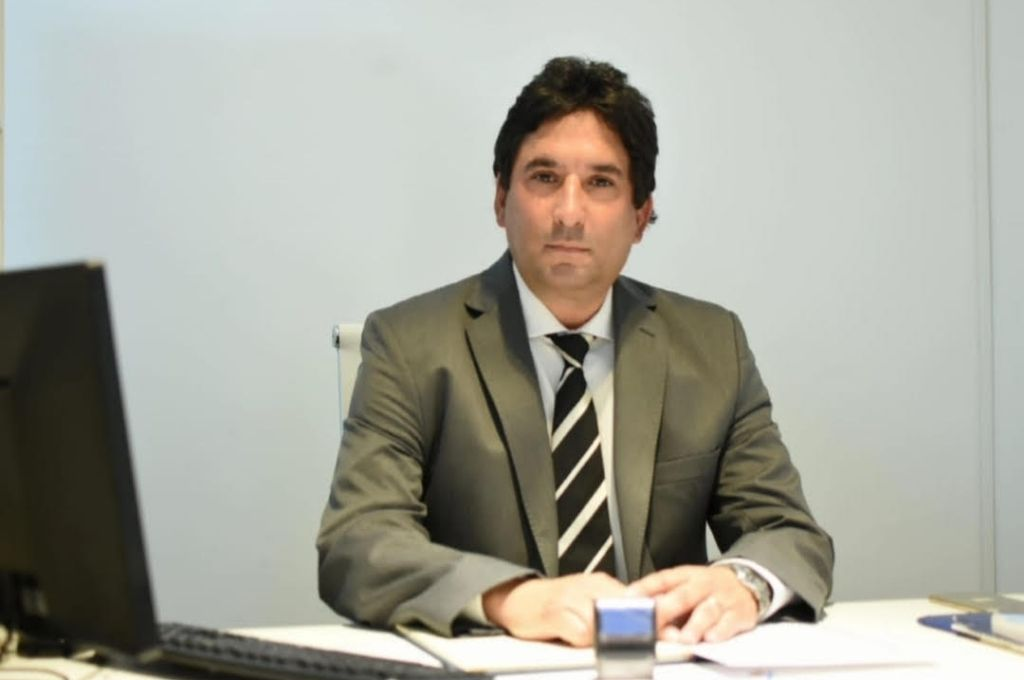 Presidente del F.I.D.R., Carlos Clemente Crédito: Gentileza