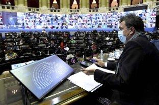 Diputados sesiona hoy pero no hubo acuerdo para incluir el proyecto de emergencia Covid