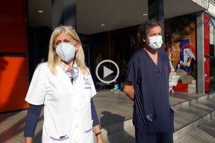 Niña de 14 meses fallecida por covid-19 en Rosario