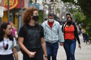 La provincia de Santa Fe sumó 27 fallecidos y 2.297 nuevos casos de coronavirus