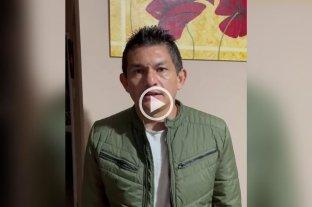 """El """"Pulga"""" Rodríguez le pidió a los hinchas de Colón que sigan festejando pero """"en casa"""""""