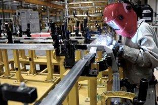 Recuperación de la industria metalúrgica de frenó en abril