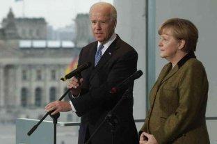 Biden recibirá a Merkel el 15 de julio en la Casa Blanca