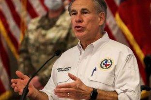 El gobernador de Texas  promete construir un muro en la frontera con México