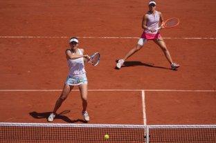 Podoroska perdió y no pudo acceder a la final de dobles