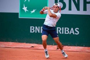 Sebastián Baez se metió en las semifinales del Challenger de Bratislava