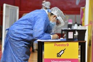 Murió en el centro de vacunación de San Lorenzo después de recibir la segunda dosis