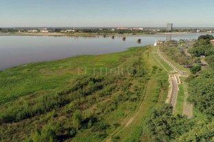 El Río Paraná bajó 72 cm en Santa Fe en cuatro días