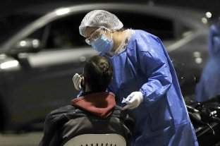 Covid: Argentina confirmó 689 muertes y 26.934 nuevos contagios