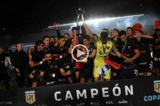 Colón campeón: a una semana de la gloria