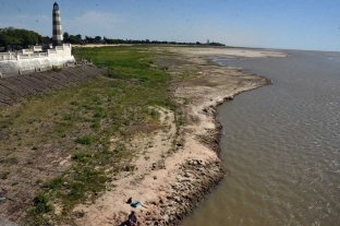 El Río Paraná seguirá bajando y se acerca a los récords del 2020