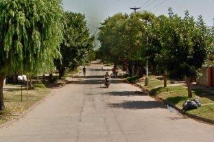 Podaba un árbol en barrio Guadalupe Oeste, cayó y murió - La zona donde se produjo el hecho