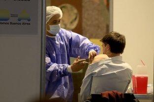 El 28,38 por ciento de los argentinos ya recibieron al menos la primera vacuna contra la Covid-19