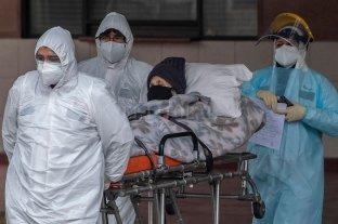 Otras 447 personas murieron y 18.057 fueron reportadas con coronavirus -  -