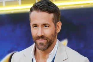 Ryan Reynolds habló sobre su lucha personal contra la ansiedad
