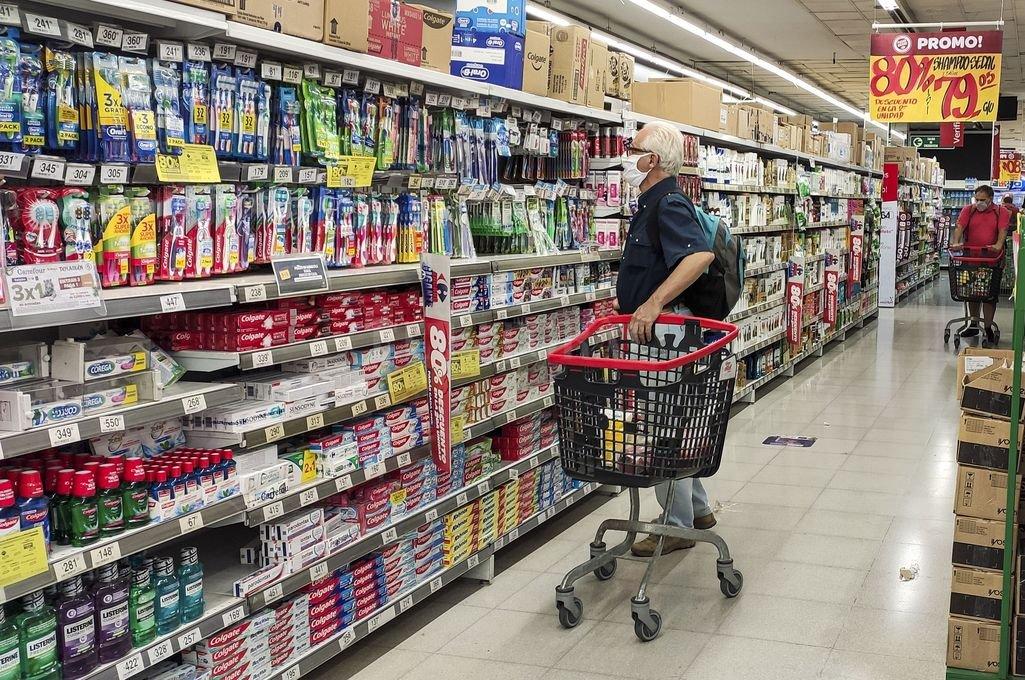 El aumento en el precio de los alimentos es lo que más preocupa a las autoridades. Crédito: El Litoral