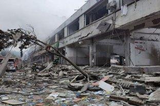 Al menos 12 personas murieron tras una explosión de gas en China