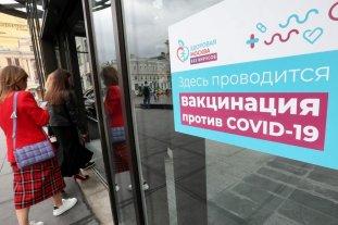 Para incentivar la vacunación contra el coronavirus, en Moscú sortearán autos entre los vacunados