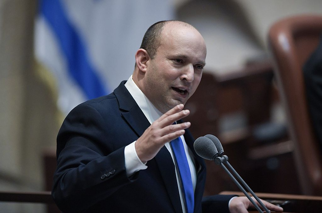 Israel: Bennett asumió como primer ministro y puso fin a la era de Netanyahu -  -