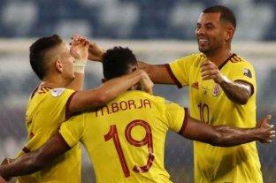 Con gol de Cardona, Colombia venció a Ecuador en el arranque de la Copa América