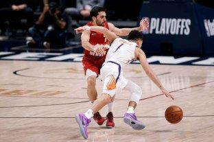 Con barrida, Suns eliminó a Denver Nuggets a pesar de la buena actuación de Campazzo