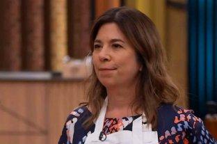 """María O'Donnell fue eliminada de Masterchef Celebrity: """"Me voy muy agradecida"""""""