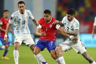 Argentina enfrenta a Chile por la Copa América: horario, tv y posibles formaciones