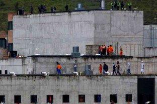 Al menos un muerto y seis heridos tras intento de fuga en una cárcel de Ecuador