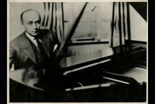 El ilustre intérprete de Chopin que tocó en Santa Fe en 1944