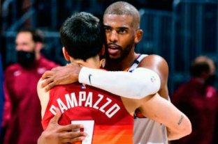 Qué dijo Campazzo tras quedar eliminado de los playoffs de la NBA