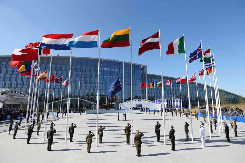 Sede central de la OTAN, en Bruselas. Crédito: Imagen ilustrativa