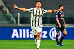 La Juventus quiere renovar el contrato a Dybala