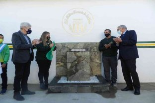 El club Huracán de San Javier cumplió 100 años