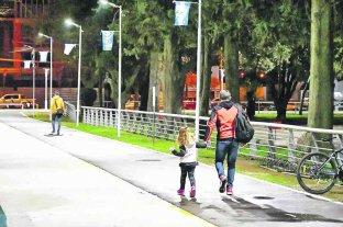 Luces led ponen a Venado Tuerto en un rol protagónico a nivel provincial