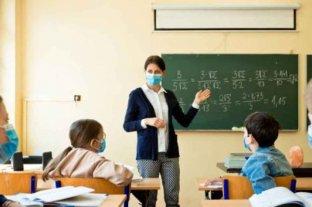 Retornan las clases presenciales en Corrientes después de cuatro semanas -  -