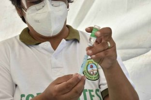 Corrientes comienza a vacunar contra el Covid 19 a las personas desde 35 años -  -