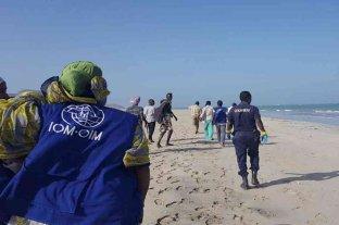 Un naufragio ante las costas de Yemen dejó un número indeterminado de muertos