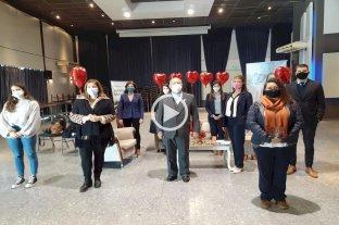 Jerárquicos Salud realizó actividades por el Día Mundial del Donante de Sangre